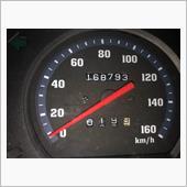 168793km タイロッド交換&エンジンオイル交換