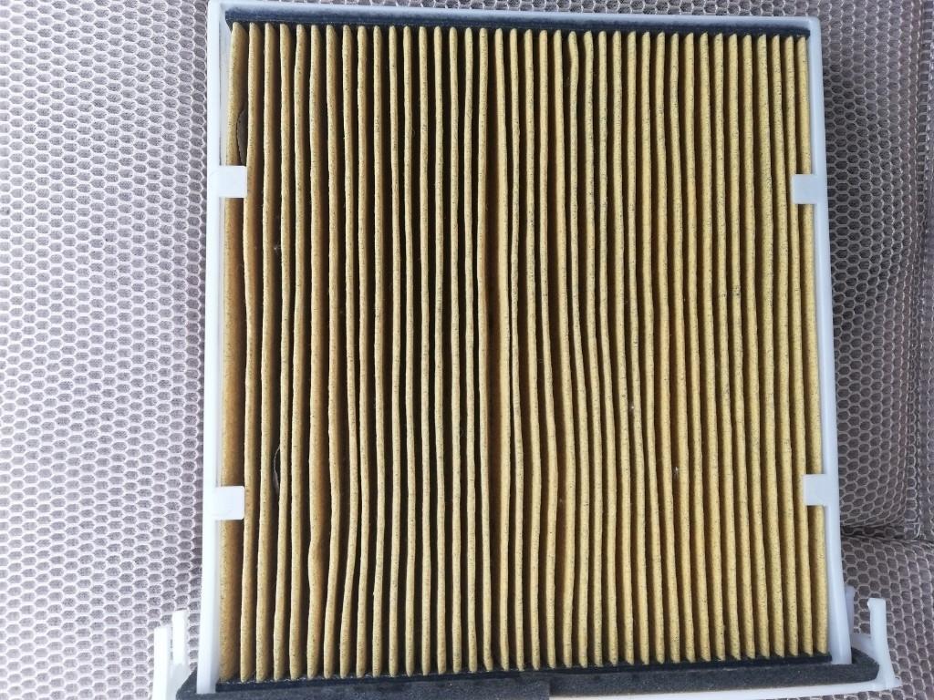 エアコンフィルタ交換とエバポレーター洗浄しました