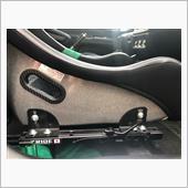 BRIDEフルバケットシート高さ調整 LOWMAXへの画像