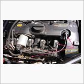 エンジンオイル漏れ修理の画像