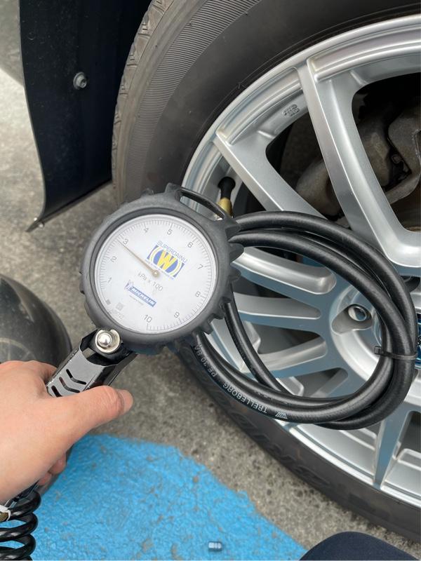 洗車〜夏タイヤ交換🤗