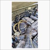 オイルキャッチタンクの清掃の画像