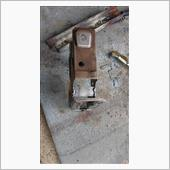 クラッチペダルブラケット補強・ブッシュ交換の画像