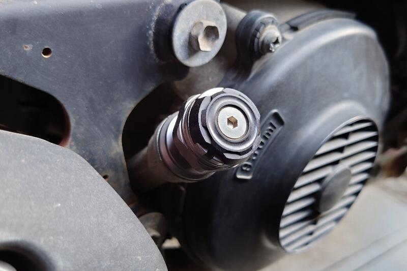 エンジンオイル交換