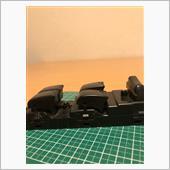 パワーウィンドウスイッチ修理⁉️の画像