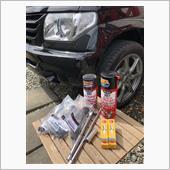 スパークプラグ・イグニッションコイルブーツ・エアフィルター交換・スロットルバルブ清掃