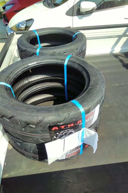 【コペン】タイヤ交換
