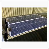 ソーラーパネル交換の画像