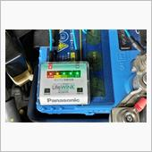 [緊急]バッテリー補充電後の画像