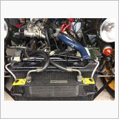 ラジエター冷却装置の画像