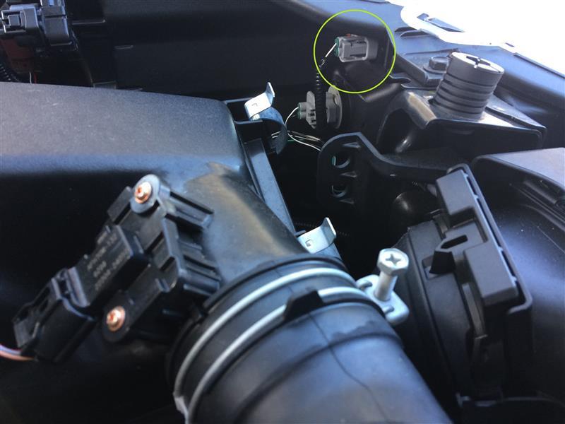 MXPH15 YARIS Hybrid E-Four X・ポジションランプLED化