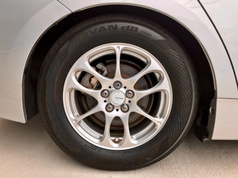 ◆17インチ vs 15インチタイヤ,通勤燃費比較‼️