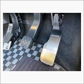 COX Accelerator Pedal Cover取付の画像