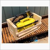 ケルヒャー 高圧洗浄機用の箱の画像