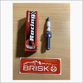 BRISK スパークプラグへ交換の画像
