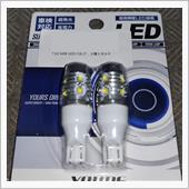 LEDナンバー灯 T10(YOURS)の画像