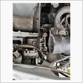 エンジンマウント交換(運転席側)の画像