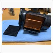 エアフロセンサの修理の画像