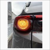 PHILIPS社製 LED ウィンカー(WY21W)の取付け リア編 ②の画像