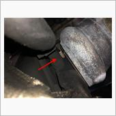 排気漏れ修理の画像