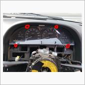 AIR BAG警告消灯 メーターLED化の画像