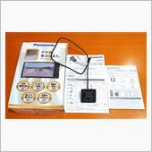 リヤビューカメラ(Panasonic CY-RC100KD)の取付けの画像