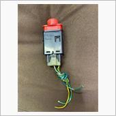 ハザードスイッチ 点灯化の画像