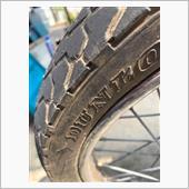 タイヤ交換準備の画像
