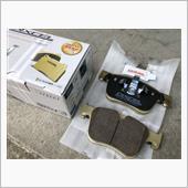 DIXCEL Mタイプ ブレーキパッド交換の画像