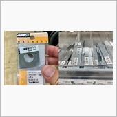 撮影用ナンバープレート隠しの自作、その3の画像