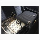 運転席シート/アームレスト交換の画像