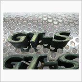 3Dプリンタで「GT-S」エンブレム製作中(2)の画像