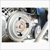 プジョー207CC 車検を控え、法定24ヶ月点検を実施の画像