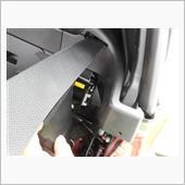 20210408 ロードスター 幌のドレン排水BOX掃除の画像