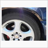 タイヤの空気圧の話。加齢ともにポチャの魅力がマスマシな真意について。。。の画像
