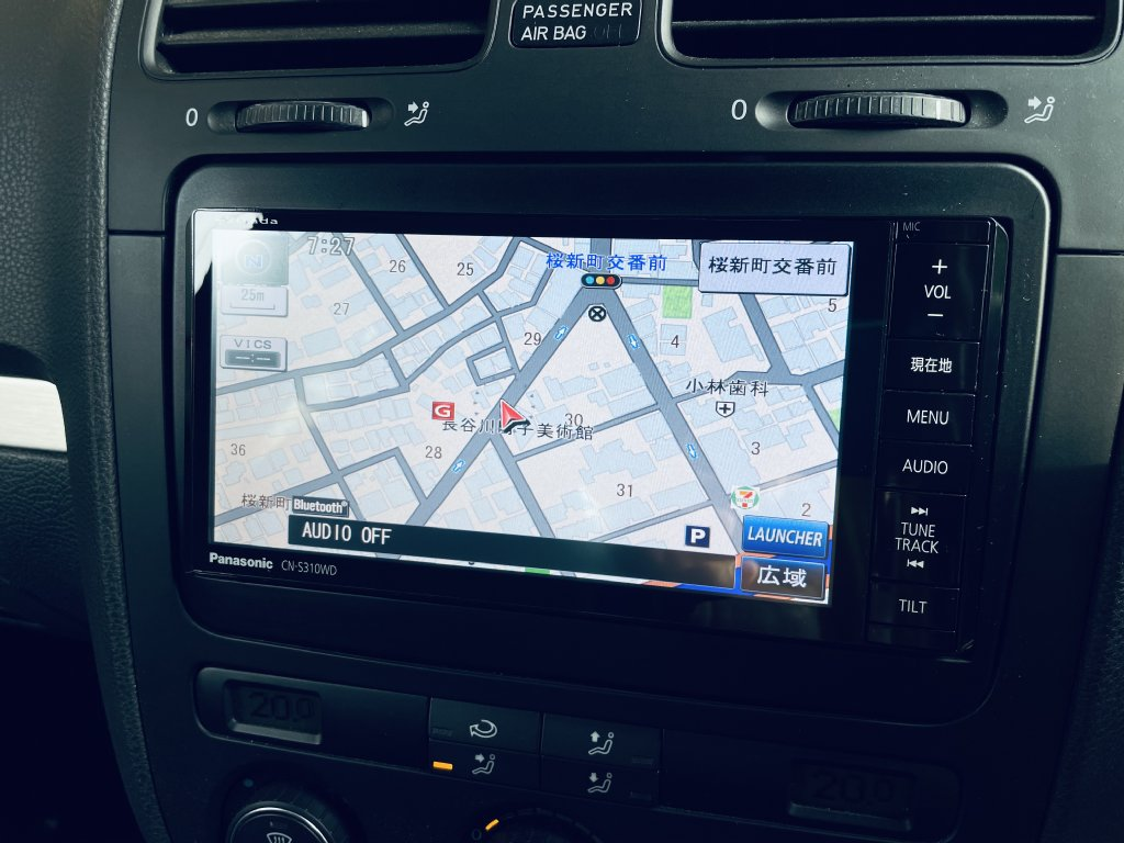 Panasonic Strada CN-S310WDの地図データ更新(2021年度版)