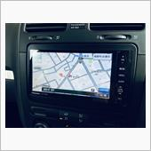 Panasonic Strada CN-S310WDの地図データ更新(2021年度版)の画像
