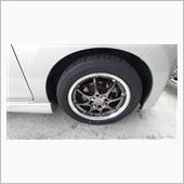 タイヤ交換の画像