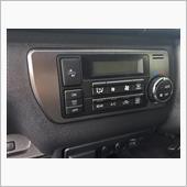 運転席からルームランプをオンオフの画像