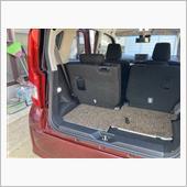 【ムーヴ】 後部座席のスライドレバーがバキッ!と折れて修理に出すの画像