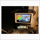 トリシティ  マルチメディアデバイス ナビゲーションシステムブラケット製作の画像