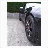 ワイドトレッド スペーサー FIAT フィアット アバルト 124スパイダー の画像