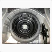 テンパータイヤについての考察【CY4A】の画像