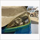 ヘッドライトクリーン&プロテクトの画像