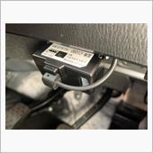 レーザー対応レーダー取り付け準備の画像