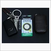 【白いNX号】スマートキーの電池交換。の画像