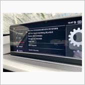 BMW androidモニター ファームウェアアップデート 2.8.3の画像