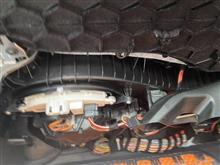 B4 BiTurbo カブリオ 45680km  エアコンフィルター交換のカスタム手順2