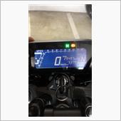 チェーンメンテ&冷却水補充(29497km)の画像
