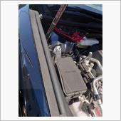 エンジンルーム プラスチック爪補修の画像